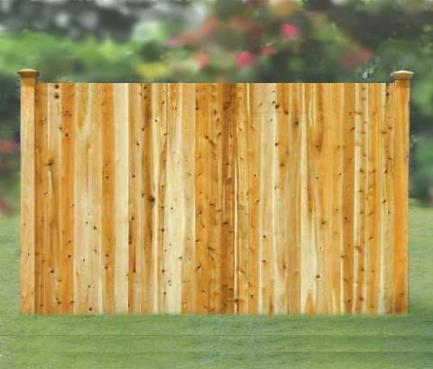 flat top fence boards 1